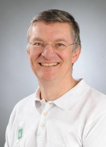Kassier-Stellvertreter und Vorsitzender des Preiskomitees: Rainer Hofmann-Wellenhof